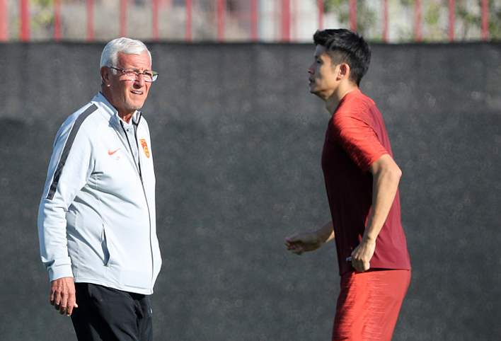 亚洲杯开战在即 中国国足为同一个梦想而战
