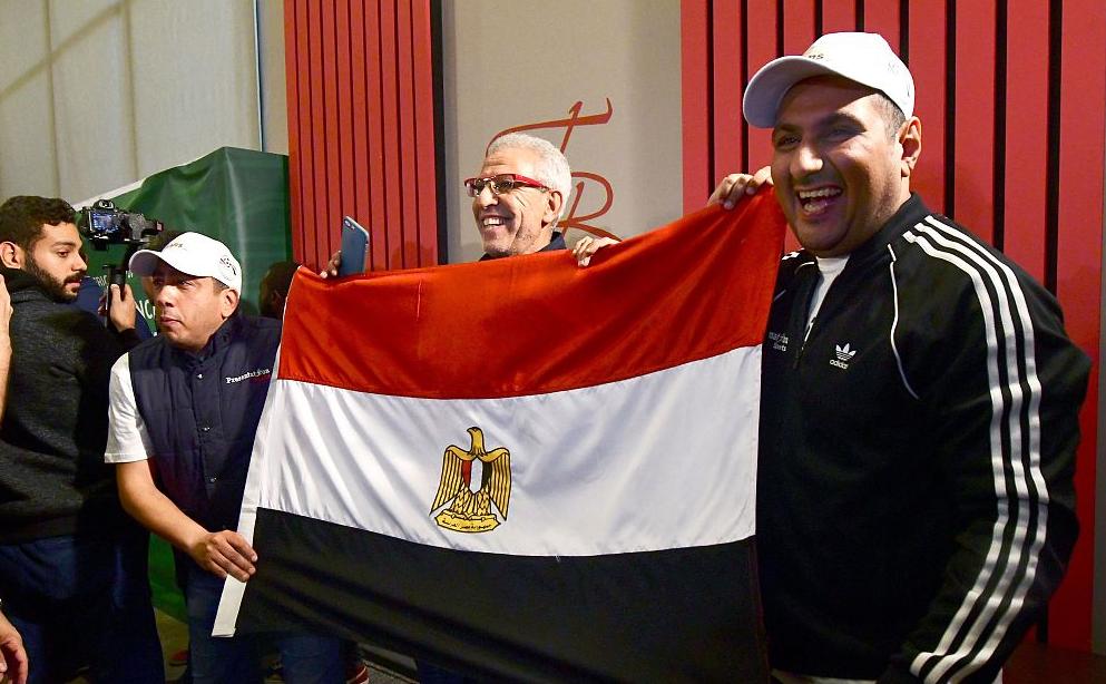 埃及将承办2019非洲杯 一票优势击败南非