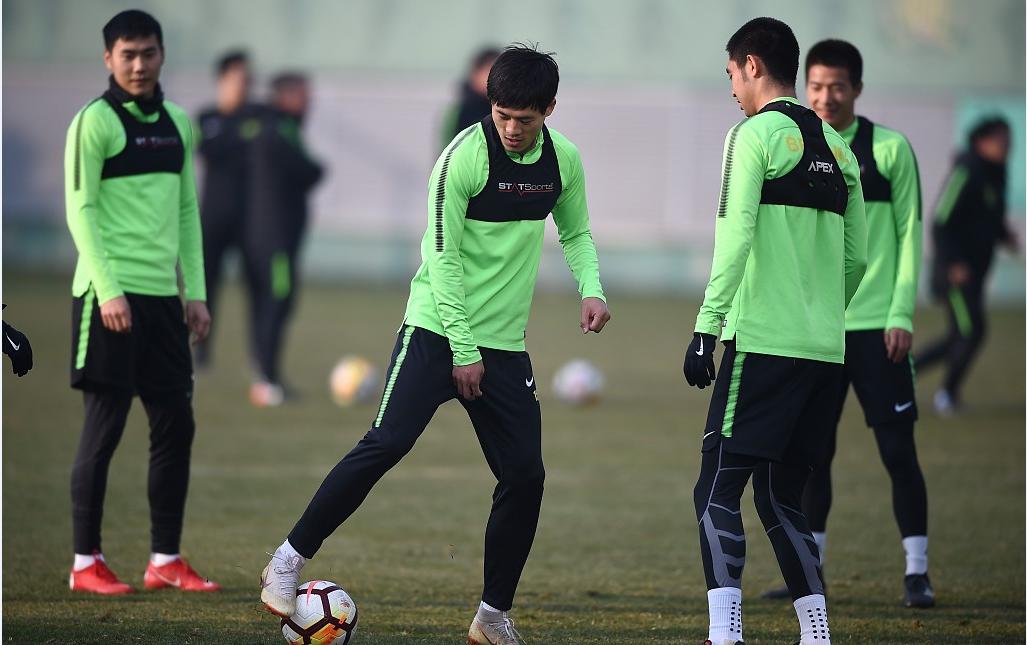 中赫国安重新集结 2019赛季备战正式开始