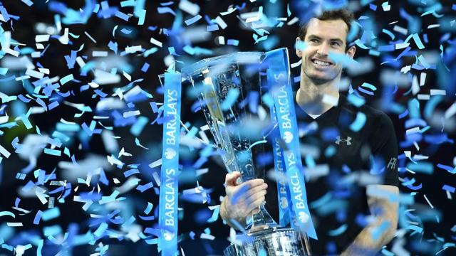 穆雷将于2019温网后退役 2016首夺年终赛冠军