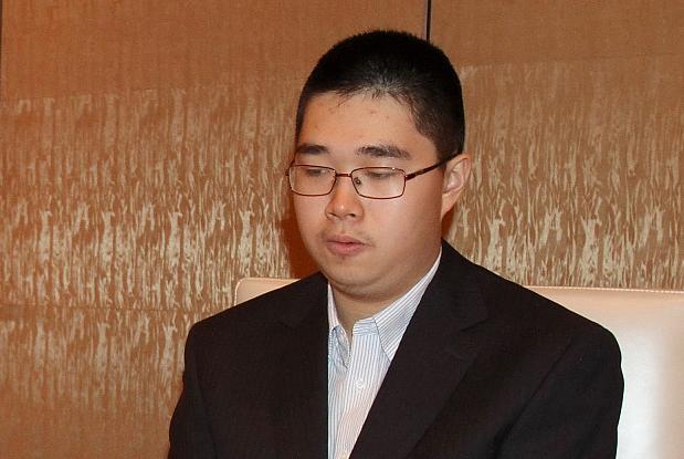 中国围棋天元赛 范蕴若获得挑战权