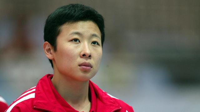 永远的金花!中国女排名将冯坤比赛集锦
