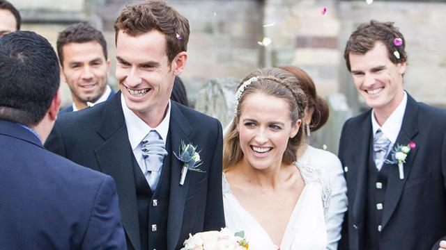 穆雷将于2019温网后退役 2015年与西尔斯大婚