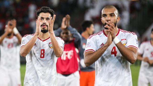 亚洲杯:射术精准 阿联酋2-0印度升小组第一