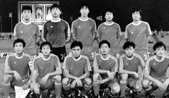 珍贵影像!1984年国足1比0绝杀世界冠军球队