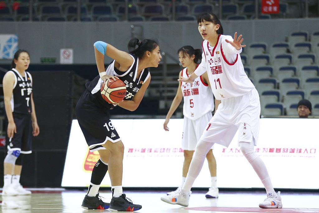 WCBA-锻炼新人更换外援 广东女篮为季后赛做准备