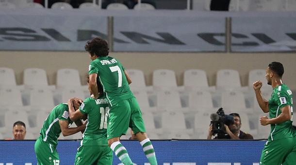 进球:穆哈纳德·阿里禁区前连过数人劲射破门!