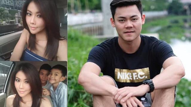 泰國足球明星姐弟戀