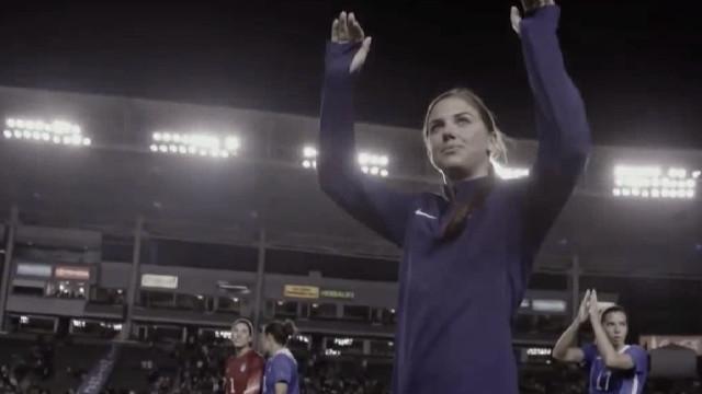 足壇十大最美的女運動員