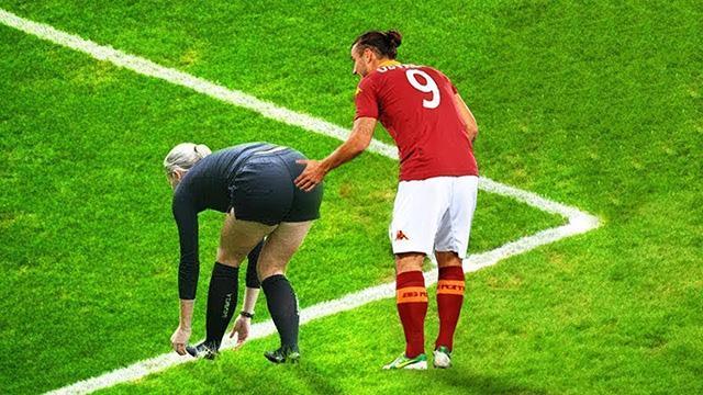 足球领域的爆笑?#24067;? /> <span class=