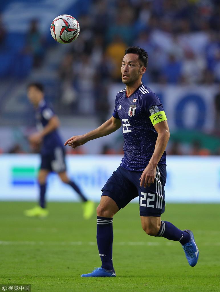 半场-吉田麻也进球无效 日本0-0越南