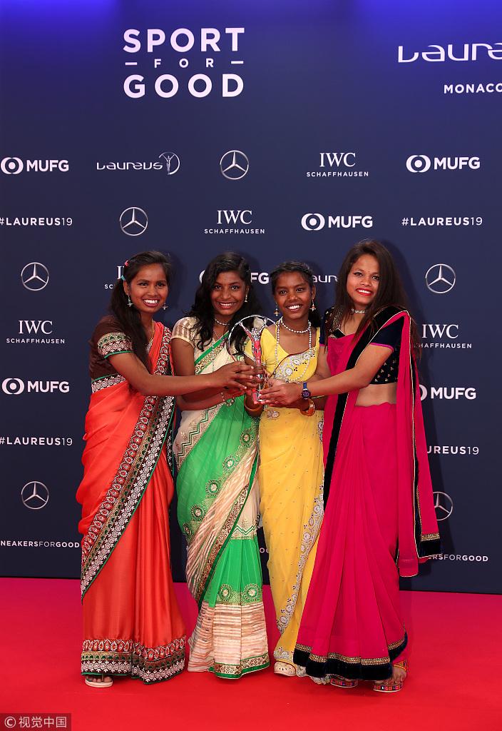 印度YUWA女子足球项目荣膺体育公益奖.jpg